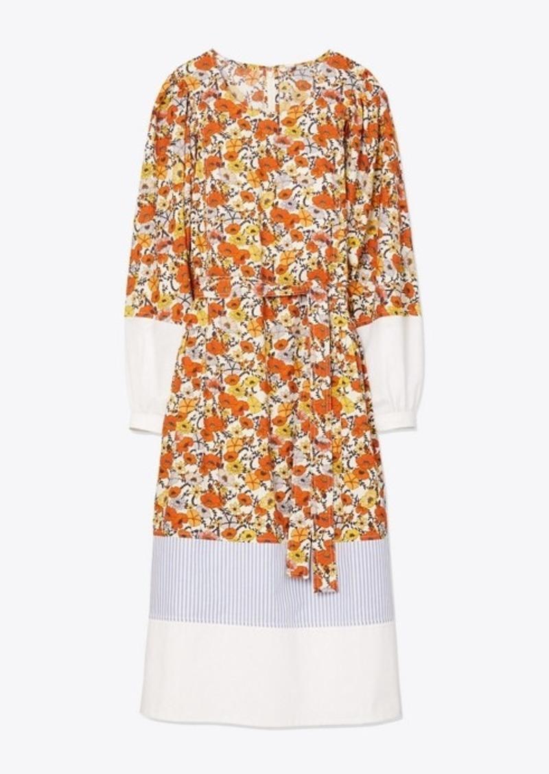 Tory Burch Printed Cotton Dress