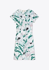 Tory Burch Printed Cotton Shirtdress