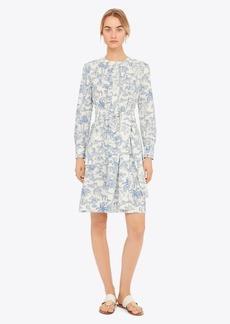 Tory Burch Printed Cotton Shirtdress