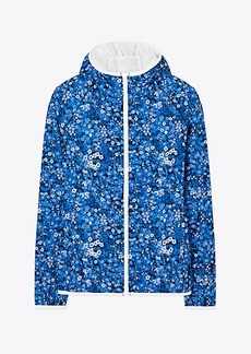 Tory Burch PRINTED PACKABLE JACKET