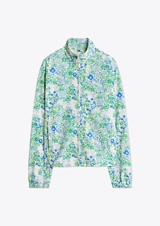 Tory Burch PRINTED PACKABLE WINDBREAKER