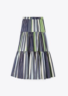 Tory Burch Printed Skirt