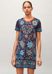 Tory Burch Printed T-Shirt Dress