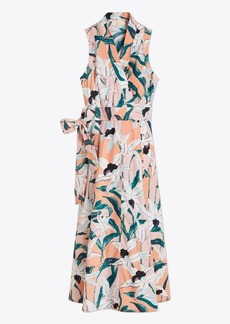 Tory Burch Printed Wrap Dress