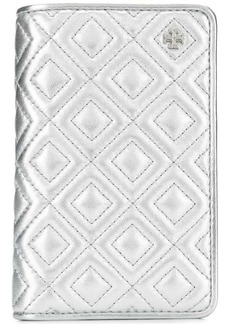 Tory Burch quilted-effect Fleming wallet
