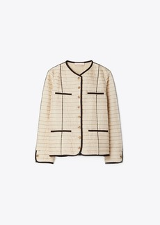 Tory Burch Quilted Jacket