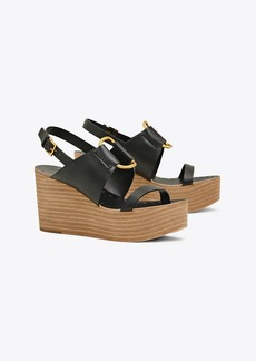 Tory Burch RAVELLO PLATFORM WEDGE