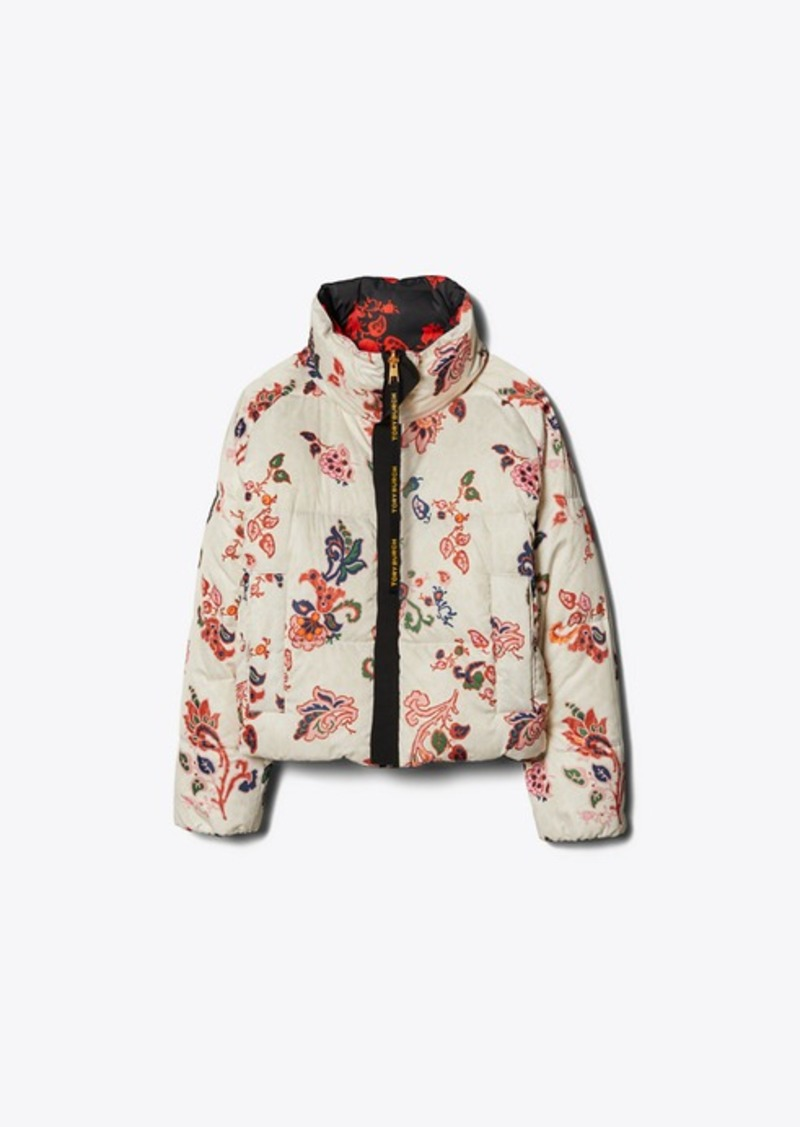 Tory Burch Reversible Down Jacket