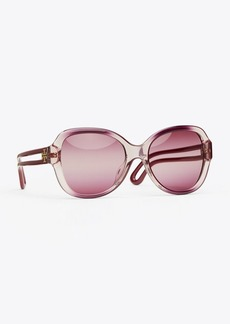 Tory Burch Robinson Butterfly Sunglasses