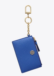 Tory Burch ROBINSON CARD CASE KEY RING