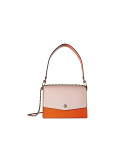 Tory Burch Robinson Color Block Convertible Shoulder Bag