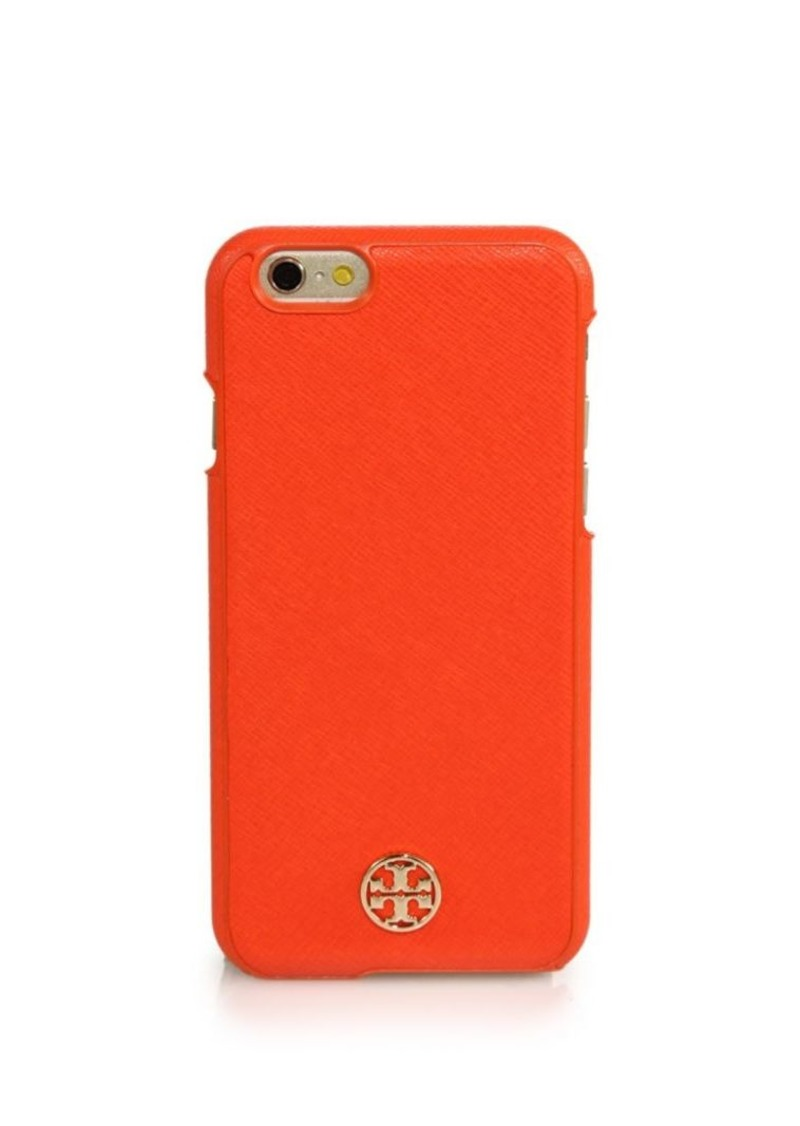 100% authentic abc12 a8a5a Robinson Leather iPhone Case