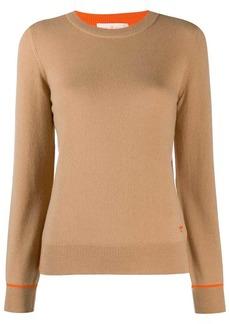 Tory Burch round neck sweater