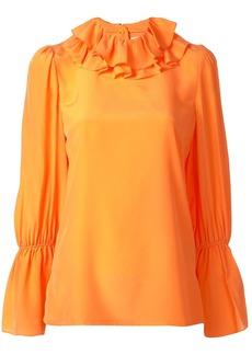 Tory Burch ruffle blouse