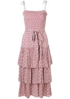 99ec6856500 Tory Burch ruffled layered dress