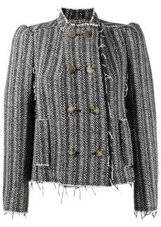 Tory Burch Sammy herringbone jacket