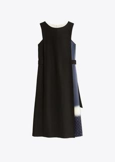 Tory Burch Satin-Back Dress
