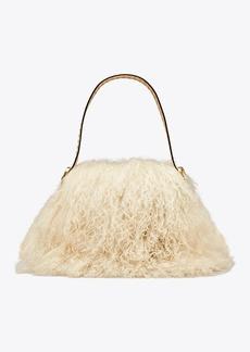 Tory Burch SAWYER WOOL SMALL SHOULDER BAG
