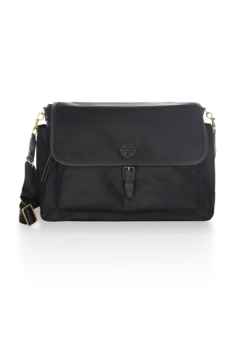 786404b29cf1 On Sale today! Tory Burch Scout Messenger Baby Bag