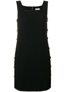 Tory Burch side buttons day dress