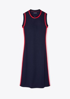 Tory Burch SLEEVELESS TRACK DRESS