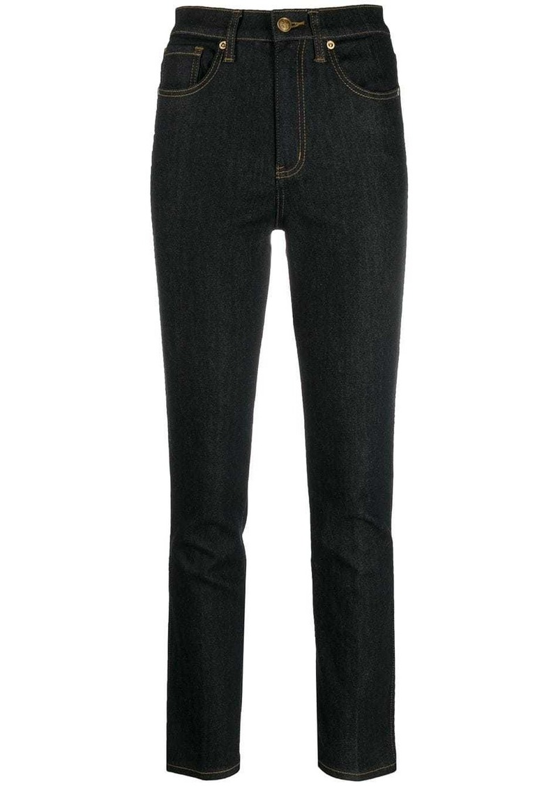 Tory Burch slim-fit jeans