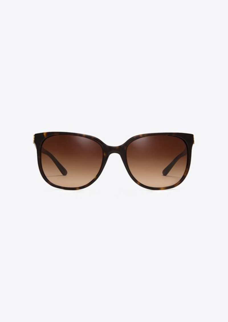 Tory Burch SLIM SQUARE SUNGLASSES
