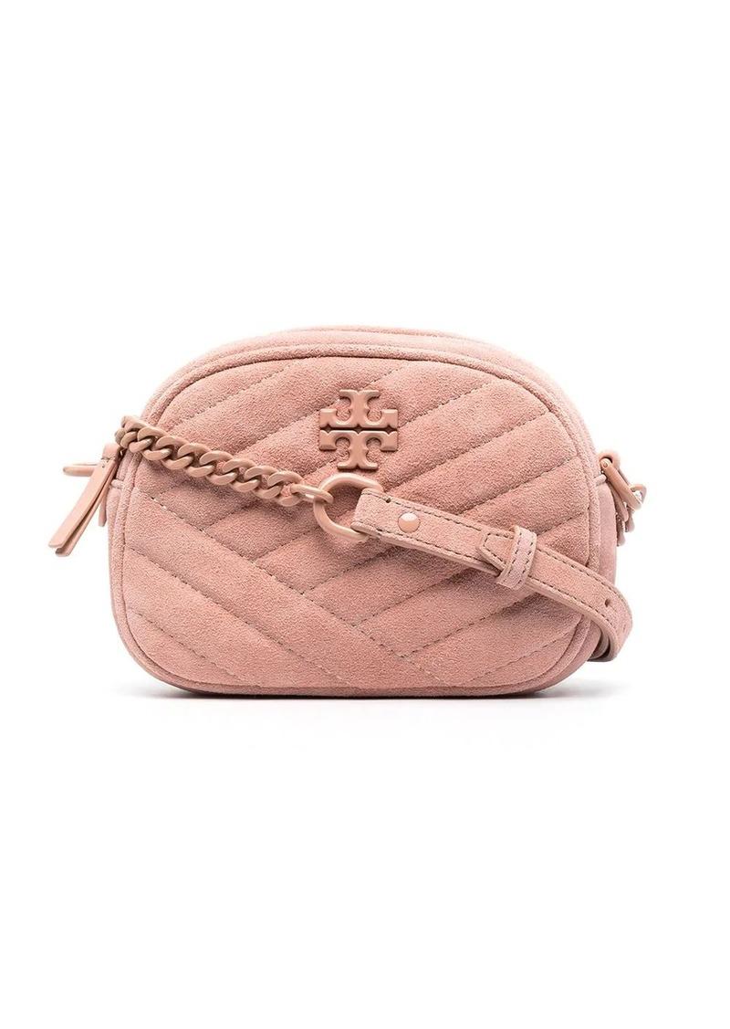Tory Burch small Kira chevron-quilted crossbody bag