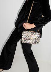 Tory Burch small Kira tweed shoulder bag