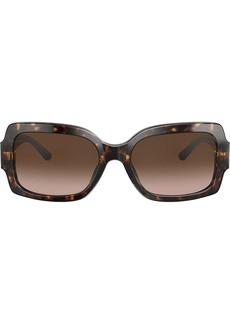 Tory Burch square frame sunglasses