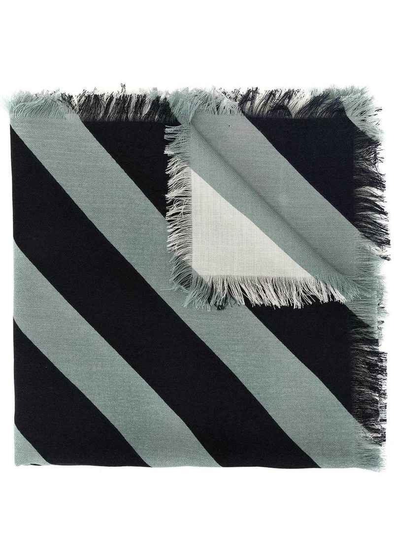 Tory Burch Stella oversized scarf