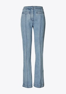 Tory Burch Straight-Leg Jean
