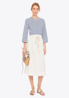 Tory Burch Striped Knit Dress