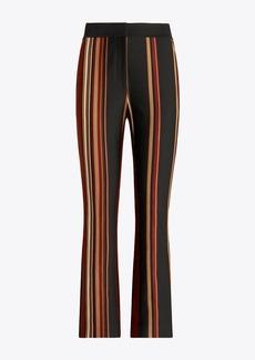Tory Burch Striped Knit Pant