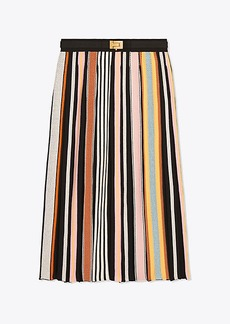 Tory Burch Striped Sweater Skirt