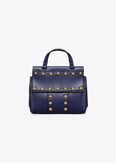 Tory Burch T STUD MINI SATCHEL