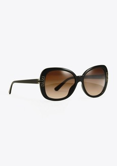 Tory Burch T-TEMPLE BUTTERFLY SUNGLASSES