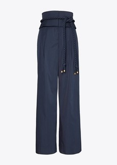 Tory Burch TAFFETA TROUSER