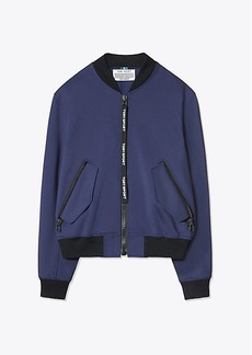 Tory Burch TECH PONTE BOMBER JACKET