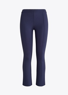 Tory Burch Tech Ponte Cropped Flare Pants