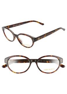 Tory Burch 51mm Optical Glasses