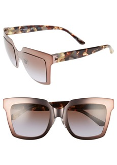 Tory Burch 51mm Sunglasses