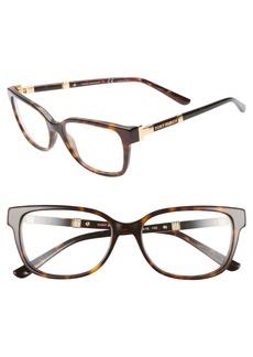 Tory Burch 52mm Optical Glasses