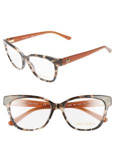 Tory Burch 53mm Optical Glasses