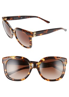 Tory Burch 54mm Oversized Sunglasses