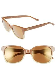 Tory Burch 54mm Retro Sunglasses
