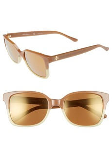 Tory Burch 54mm Retro Sunglasses