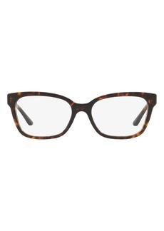Tory Burch 54mm Square Optical Glasses