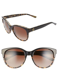 Tory Burch 54mm Sunglasses