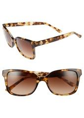 Tory Burch 54mm Sunglasses